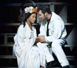 Elizabeth Llewellyn – Cio-Cio San, Madama Butterfly – Royal Danish Opera, 2017