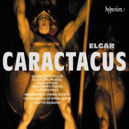 Elizabeth Llewellyn, solo soprano – Elgar: Caractacus, Hyperion, 2018