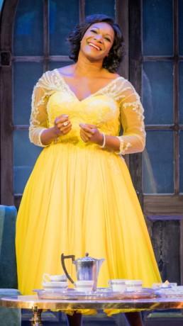 Elizabeth Llewellyn – Magda de Civry, La Rondine – Opera Holland Park, 2017
