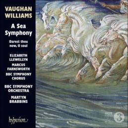 Elizabeth Llewellyn, solo soprano – Vaughan Williams: A Sea Symphony, Hyperion, 2017