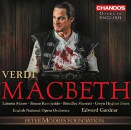 Elizabeth Llewellyn, solo soprano – Verdi: Macbeth, Chandos, 2013