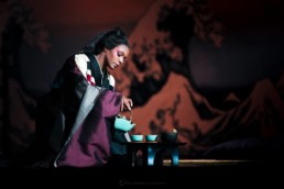 Elizabeth Llewellyn – Cio-Cio San, Madama Butterfly – Royal Danish Opera, 2017 – Photo Mikael Flis