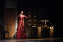 Elizabeth Llewellyn – Tosca – Theater Magdeburg, 2016 – Photo Nilz Bohme
